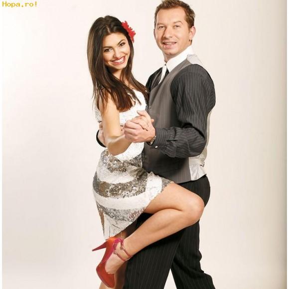 Celebritati - Mihai si Felicia la Dansez pentru tine