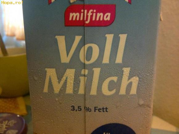 Anunturi - Lapte MILFina