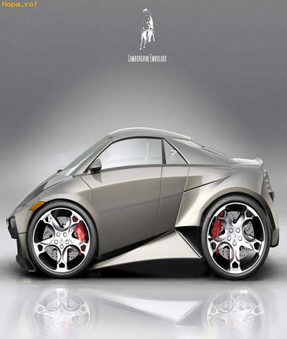 Auto Moto - Mini Lamborghini 5