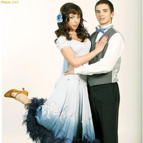 Celebritati - Monica si Darius la Dansez pentru tine