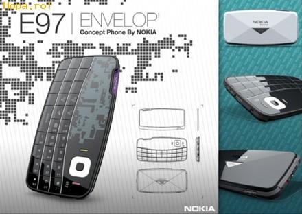 Gadgets - Nokia E 97