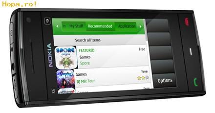 Gadgets - Nokia X6 16GB