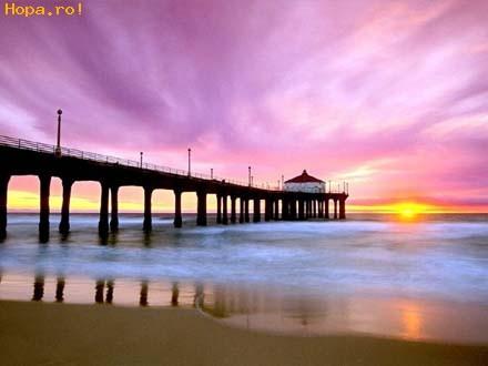 Peisaje - Un nou apus poate fi inceputul a ceea ce nimeni nu-si poate imagina...