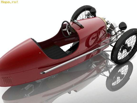 Auto Moto - Masinuta cu pedale