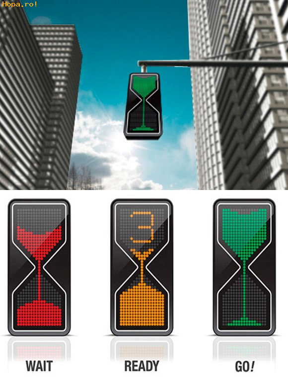 Gadgets - Semafor modern