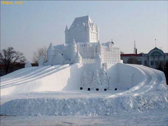 Diverse - Castelul de gheata