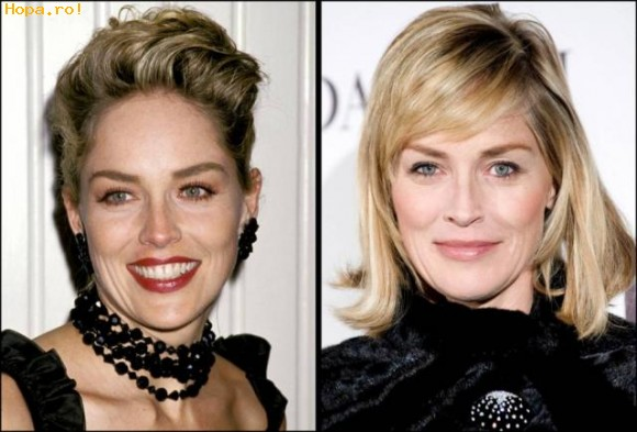 Celebritati - Sharon Stone, 51 de ani