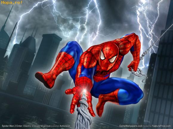 Desene animate - Spiderman