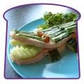 Ciudate - Un sandwich sub forma de crocodil