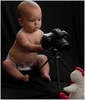 Copii - Micul fotograf