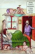 Caricaturi - Barbatul infidel