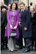 Celebritati - Sarkozy vrea sa fie mai inalt