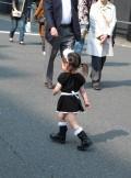 Copii - Mica chelnerita