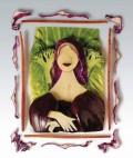 Artistice - Portret din ceapa