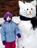 Animale - Pisica de zapada