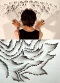 Artistice - Tablou pictat cu degetele