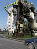 Diverse - Robotul rabla