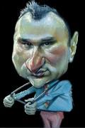 Caricaturi de personaje - Marius Tuca