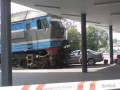 Auto Moto - Tren VS BMW