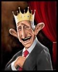 Caricaturi de personaje - Printul Charles