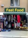 Din Romania - Haine-fast-food
