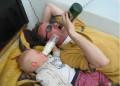 Copii - Ce face tata face si fiu