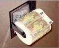 Diverse - Noua hartie cu bacnote de euro