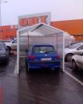 Din Romania - Tarani la shopping