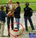 Celebritati - Sarkozy e complexat de inaltimea sa