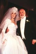 Celebritati - Celine Dion mireasa