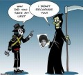 Caricaturi - Michael Jackson caricatura