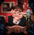 Caricaturi de personaje - Elton John