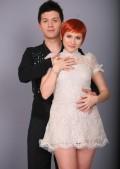 Celebritati - Alina Chinie si Stefan Bamboi