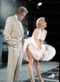 Celebritati - Bill si Marilyn Monroe