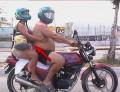 Auto Moto - 3 pe motocicleta! AMENDA !