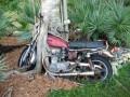 Diverse - O motocicleta uitata