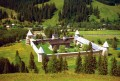 Peisaje - Manastirea Sucevita