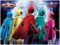 Eroii Power Rangers - Power Ranger Mistyc Force