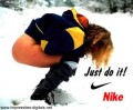 Reclame - Just do it!
