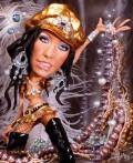 Caricaturi de personaje - Christina Aguilera