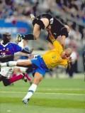 Sport - Barthez zboara
