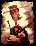 Caricaturi de personaje - Alice Cooper