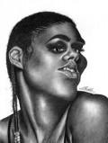 Caricaturi de personaje - Alicia Keys