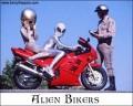 Auto Moto - Alien Bikers