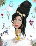Caricaturi de personaje - Amy Winehouse