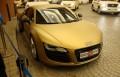 Auto Moto - Audi R8 auriu