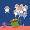 Caricaturi - Baloane pe Marte