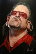 Caricaturi de personaje - Bono