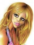 Caricaturi de personaje - Britney Spears