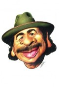 Caricaturi de personaje - Carlos Santana